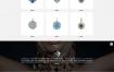 【易优cms】响应式网站珠宝饰品企业网站模版源代码响应式带移动端