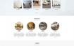 HTML5建材陶瓷装修设计网站织梦dede模板源码[自适应手机版]