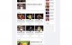 【织梦新闻资讯类模板】NBA体育赛事新闻DEDECMS响应式网站模板