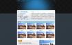图文印刷企业公司企业网站织梦dede模板源码[带手机版数据同步]