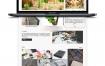 【织梦cms拍摄相册模板】HTML5响应式网站空气杂志期刊企业画册设计公司DEDECMS响应式源代码