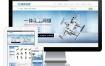 【设备仪表企业模板】便于应用的cms回应型互联网仪表管件公司回应型手机端网站源码