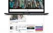 【小智导航收录网】全新无网站域名限定版+简易的zblog导航网模版