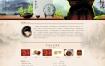 茶叶基地茶叶生产销售企业网站织梦dede模板源码[自适应手机版]