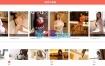 【全网首发】918回忆模特写真网整站数据源码打包