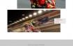 HTML5鲜红色响应式网站汽车工业摩托企业网站模版dede模版网站源码响应式移动端