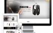 【西服企业模板】H5响应式时尚潮流服装制衣职业套装网址ThinkPHP模版