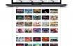 【苹果CMS模板】精减黑与白大气影视制作CMS网站模版H5响应式移动端
