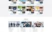 HTML5企业网站建设公司响应式布局织梦dedecms模板下载自适应手机wap