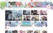Miko二次元动漫视频网站源码视频播放带仿哔哩哔哩视频字幕弹幕网站源码