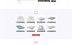 家具床垫床上用品企业网站织梦dede模板源码[带手机版数据同步]