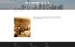 【织梦cms酒店餐厅企业模板】DEDECMS空气响应式酒店网站织梦cms模版下载
