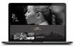 【织梦高端摄影模板】黑色高端摄影设计类织梦模板PC+移动端+利于SEO优化dedecms