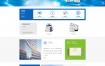 【易优cms模板】H5响应式净水处理材料设备公司网站源代码