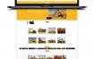 【易优CMS机械企业模板】易优cms工程项目工业设备类公司响应式手机版网站源码