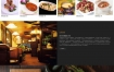 餐饮美食企业网站织梦dede模板源码[自适应手机版]