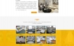家居家具装饰企业网站织梦dede模板源码[带手机版数据同步]