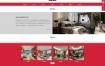 家装装饰设计类企业网站织梦dede模板源码[自适应手机版]