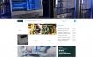 测绘仪器仪表企业网站织梦dede模板源码[自适应手机版]
