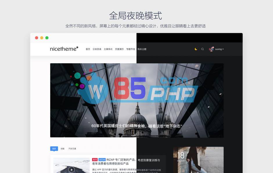 【移植PandaPRO主题】价值199元把PandaPRO博客文章模板放到Emlog系统中[Emlog模板]插图