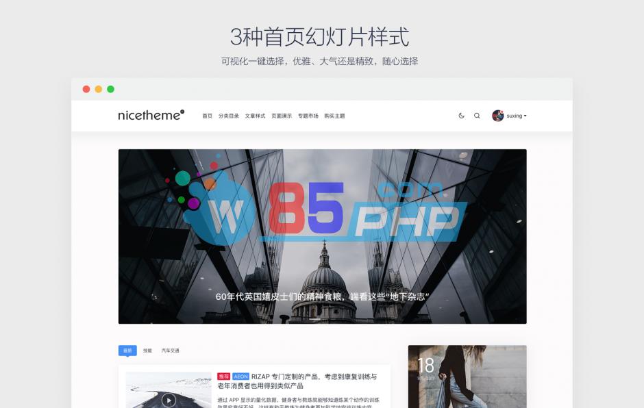 【移植PandaPRO主题】价值199元把PandaPRO博客文章模板放到Emlog系统中[Emlog模板]插图2